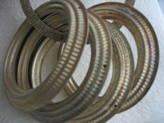 SOLD - Vintage Metal Rings