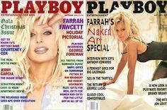 Playboy . . Farrah
