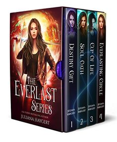The Everlast Series Boxed Set by [Haygert, Juliana]