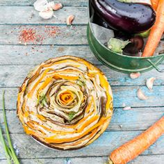4 Mesmerising vegetable spiral tart recipes to try now