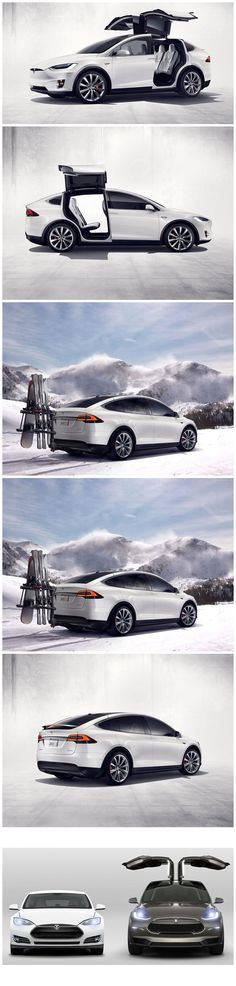 TESLA crossover model X Autos, old,new \ concept Pinterest - model resume template