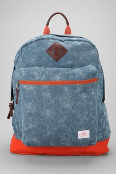 Spurling Lakes Acid Wash Backpack #urbanoutfitters