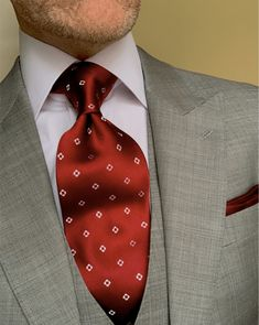 Tie Pattern, Man Style, Color Combinations, Knots, Burberry, Buildings, Men's Fashion, Menswear, London