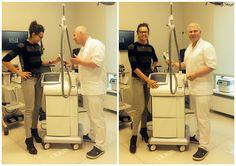 Anna Popek o naszych zabiegach  :D / Anna Popek about our treatments:D