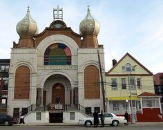 United Church, Longwood Historic District, Bronx, New York City