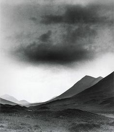 Bill Brandt, Lord Macdonald's Forest, Isle of Skye, 1947