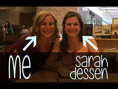 I MET SARAH DESSEN - YouTube
