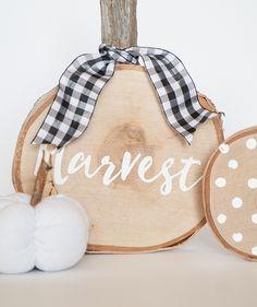 Simply Girly: DIY Birch Pumpkins