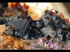 L'angolo della Geologia: Cassiterite Rocks And Minerals, Meat, Crystals, Food, Geology, Essen, Crystal, Meals, Yemek