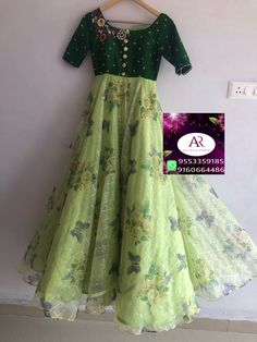 Very nice Price kya he Long Gown Dress, Frock Dress, Gown Skirt, Sari Dress, Long Dresses, Kurti Designs Party Wear, Salwar Designs, Blouse Designs, Girls Frock Design