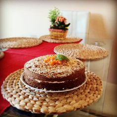 Čas Kávičky: Mrkvový dort s javorovým krémem (Mrkváček)