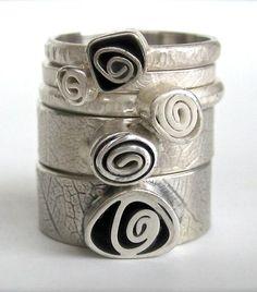 Rings | Owen McInerney. Silver