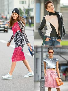 Dancing in the Street: 7 New Women's Sewing Patterns