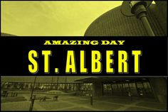 """This year, to celebrate our amazing city of St. Albert we are putting on an """"Amazing Race"""" style photo scavenger hunt with great prizes for ..."""