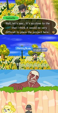 ((And that day Animal Crossing received a grim reminder. * In Morgan Fre …, ((And that day Animal Crossing received a grim reminder. * In Morgan Fre …, ((And that day Animal Crossing received a grim reminder. * In Morgan Fre …, ((And that day Animal … Morgan Freeman Voice, Animal Crossing Funny, Ac New Leaf, All Meme, Happy Home Designer, City Folk, Lol, Attack On Titan, Anime Manga