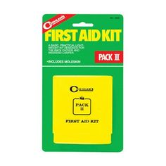 Coghlans Pack First Aid Kit II ** Visit the image link more details.-It is an affiliate link to Amazon. #CampingSafetyandSurvivalEquipments