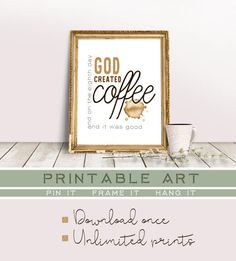 Print this Coffee Si