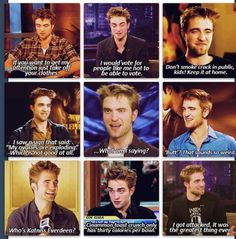 Rob has a great humor, very outgoing, & a little (or maybe a lot) raunchy