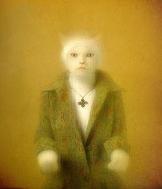 She was the Cat by Bogdan Zwir