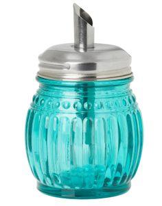 SUGER sockerkar turkos | Table accessories | Kökstillbehör | Inredning | INDISKA Shop Online