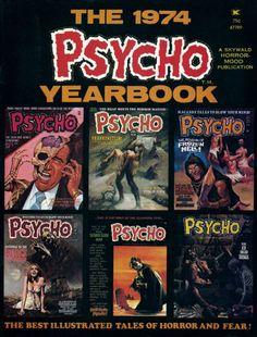 Psycho 1974 Yearbook #1