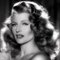 Rita Hayworth...beauty personified!