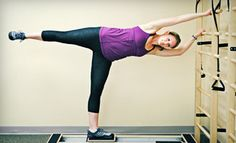 Groupon - Mat Pilates, Yoga, and Pilates Apparatus Classes at Coreworks Fitness (Up to 63% Off). Four Options Available.   in Columbia. Groupon deal price: $35.00