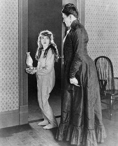 Mary Pickford as Pollyanna, 1920