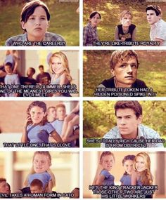 Mean Girls and Hunger Games!