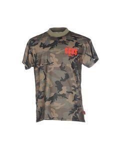 GCDS T-shirt. #gcds #cloth #top #pant #coat #jacket #short #beachwear