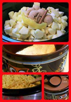 Favorite Crockpot Recipes