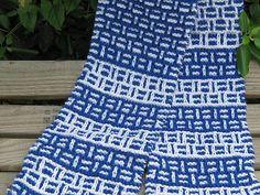 Verdigris Knits: Blitz - Yet another Super Scarves pattern