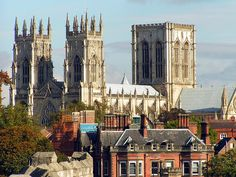 York Minster Cathedral - York, England