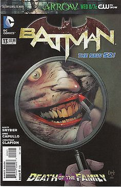 #Batman 13 #variant...vf/nm...2012...new #52...scott snyder...vhtf bargain!,  View more on the LINK: http://www.zeppy.io/product/gb/2/301974239346/