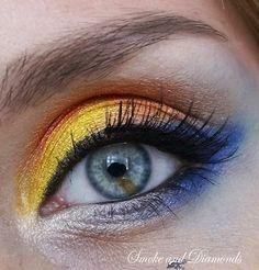 Smoke and Diamonds: Monday Make-Up Madness #1: Elemente...