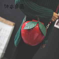 ==> [Free Shipping] Buy Best Hot Sale new handbag Crossbody Bag cute cartoon character fruit shape bag bag Korean fashion color girls Baby Toddler Bags PURSE Online with LOWEST Price | 32774422620