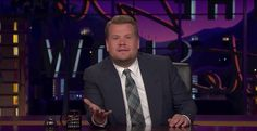 Watch James Corden's Emotional Monologue After Manchester Terror Attack #Entertainment #News