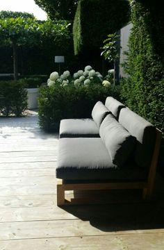 Da würde ich gern sitzen....