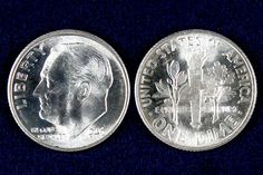 1946 Roosevelt Dime Brilliant Uncirculated