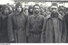 Russia prigionieri di guerra sovietici