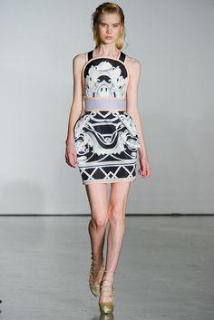 Aquilano.Rimondi Spring 2012 Ready-to-Wear Undefined Photos - Vogue