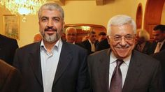 #Hamas, #Fatah Announce #Deal to Form #Palestinian #Unity #Government  Paris peace summit, UN anti-settlements resolution and Trump entering the White House said to be behind agreement. 'A unity government is of strategic importance,' Palestinian official says  ➡ http://www.haaretz.com/israel-news/1.765719  Photo: #Palestinian #President Mahmoud #Abbas and #Hamas' political chief Khaled #Meshal are seen together during their meeting in #Cairo, #Egypt, Thursday, Nov. 24, 2011