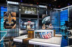 ESPN Studio W « NewscastStudio