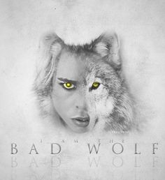 She is returning.   bad wolf   rose tyler   doctor who