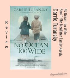 No Ocean Too Wide | Book Review – Amy Renaud