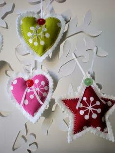 Todo los modelos realizados con fieltro industrial o paño lenci, árboles de navidad y mucho más.                                           ...