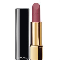 CHANEL - ROUGE ALLURE VELVET INTENSE LONG-WEAR LIP COLOUR More about #Chanel on http://www.chanel.com