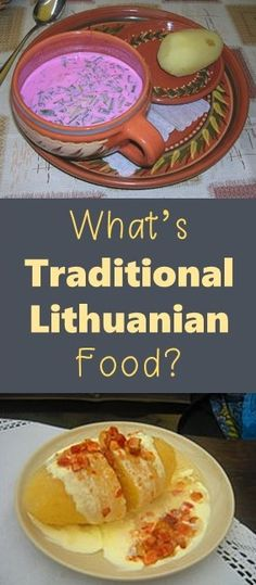 What's Traditional Lithuanian Food Eastern European Recipes, European Cuisine, Lithuanian Recipes, Dutch Recipes, Lithuania Food, Lithuania Hetalia, Lithuania Travel, Kaunas Lithuania, Poland Travel