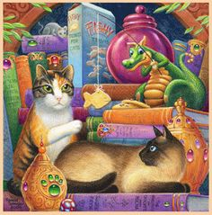 Randal Spangler ~ Cat Fishing