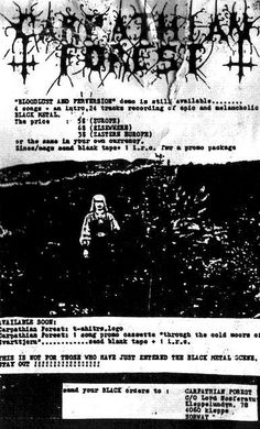 Band flyers (Norwegian Black Metal)-043